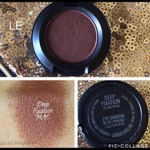 Mac cosmetics eyeshadow limited edition